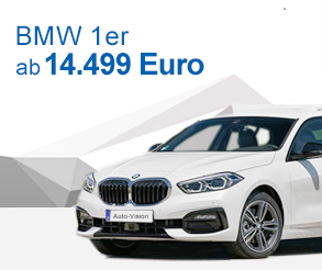 Auto-Vision Angebot 1er leasing