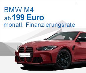 Auto-Vision Angebot M4